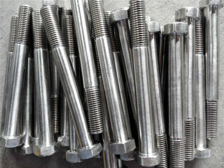 inconel 600 din 2.4816 precio de maquinaria de fabricación de pernos de níquel
