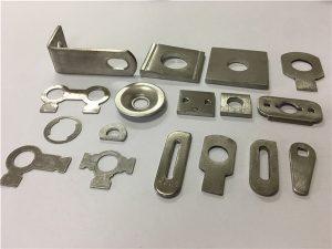 NO.58-A2-70 SS304 Pieza de estampado de metal de acero inoxidable