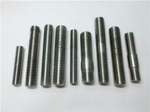 No.104-aleación718 2.4668 varilla roscada, perno de fijación DIN975 DIN976