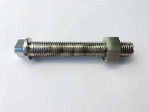 No.27-AISI SAE 347 sujetador de acero inoxidable