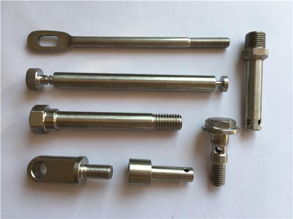 recision sujetadores inoxidables cnc torneado sujetadores metálicos