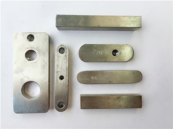 último estándar din6885a paralela clave duplex 2205 eje clave