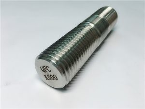 Varilla roscada No.62-Monel K500