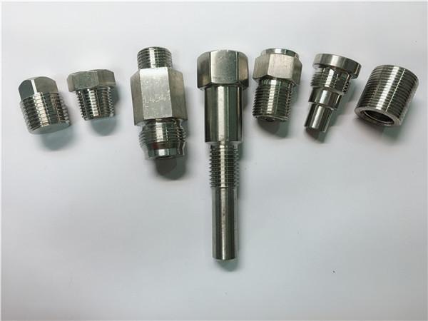 alta calidad oem torno máquina de acero inoxidable sujetadores de mecanizado cnc