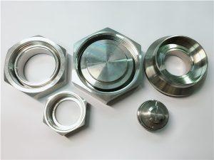 N ° 98-1.4410 UNS S32750 2507 enchufe de tubo enchufe hexagonal utilizado en la industria de petróleo y gas