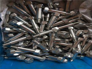 Sujetadores automotrices de acero no estándar OEM para la venta
