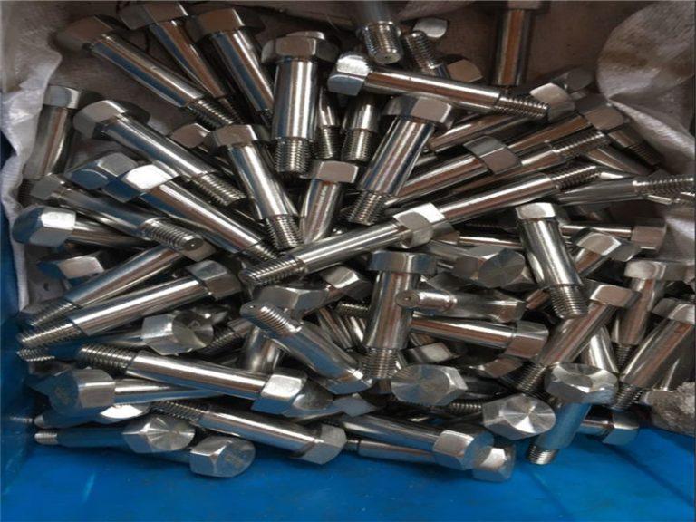 OEM sujetadores automotrices de acero no estándar para la venta