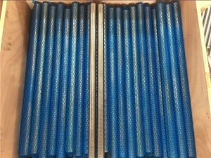 S32760 Sujetador de acero inoxidable (Zeron100, EN1.4501 rod varilla completamente roscada1