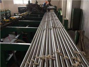 Barra redonda de acero inoxidable super duplex s32760 (A182 F55)