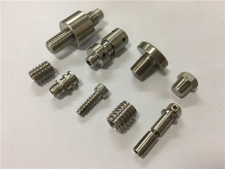 Ti6Al4V Gr.5 sujetador de titanio de hlmet din ISO asme