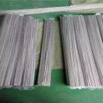 W.Nr.2.4360 super aleación de níquel monel 400 varillas de níquel