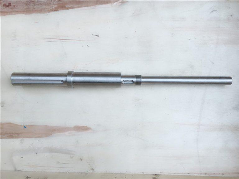 Perno de anclaje mecanizado cnc de acero inoxidable personalizado para barco
