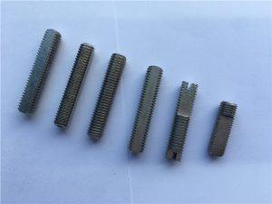 Perno de soldadura de titanio de rosca completa de excelente calidad inoxidable en China