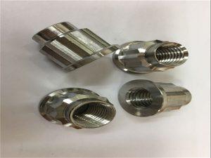 sujetador OEM y ODM fabricante estándar de acero inoxidable tornillo tuercas y pernos fábrica China