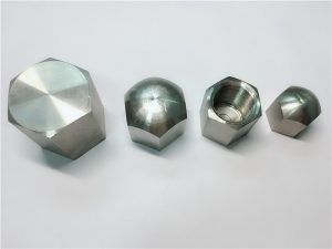 ventas calientes buena calidad diseño personalizado buen sujetador m30 fabricación de tuerca de acoplamiento hexagonal larga