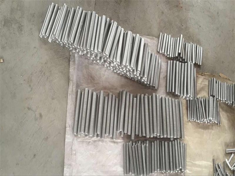 inconel 718625600601 grifo perno hexagonal y tuerca M6 M120